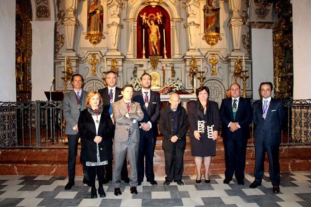 El Consejo de Hermandades designa a César Ramírez para realizar el Cartel de Semana Santa de Marchena 2017