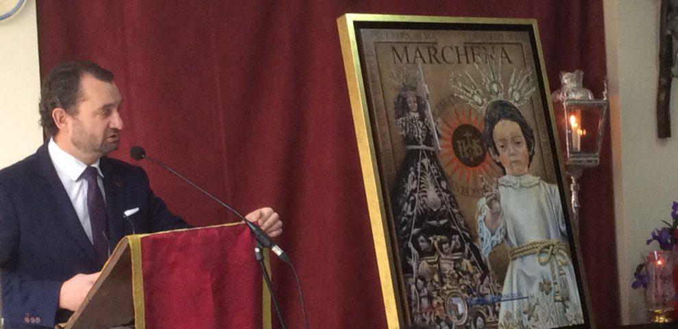 Presentado el Cartel, revista y nueva web del Consejo de Hdes. y Cofradías de Marchena