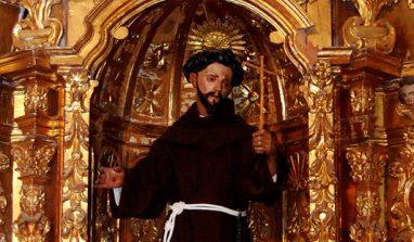 Vera+Cruz: Cultos y actos en honor de San Francisco de Asís