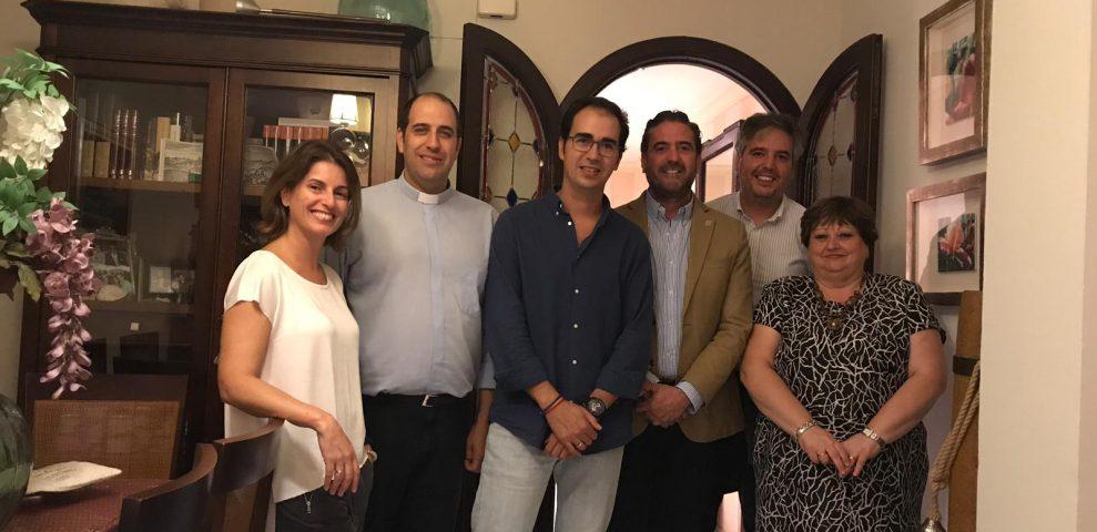 El Consejo de Hermandades de Marchena designa a Manuel María Roncel como Pregonero de la Semana Santa 2020
