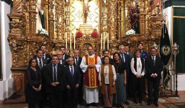 Nueva Junta de Gobierno de la Hermandad de la Santa Vera-Cruz