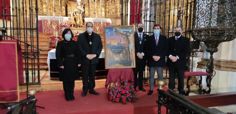 Presentado el Cartel y revista de la Semana Santa 2021 que edita el Consejo de Hermandades de Marchena