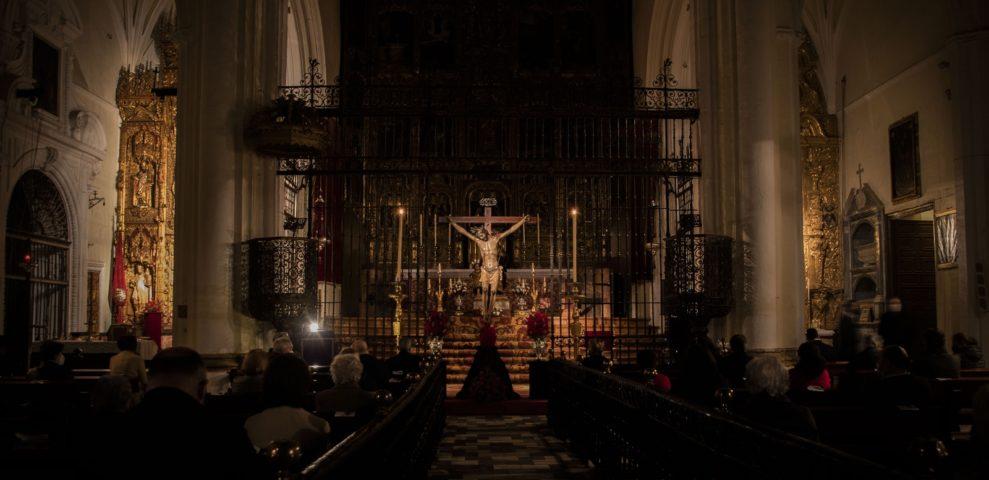 Viacrucis del Santísimo Cristo de los Peligros y nombramiento oficial del Pregonero 2021
