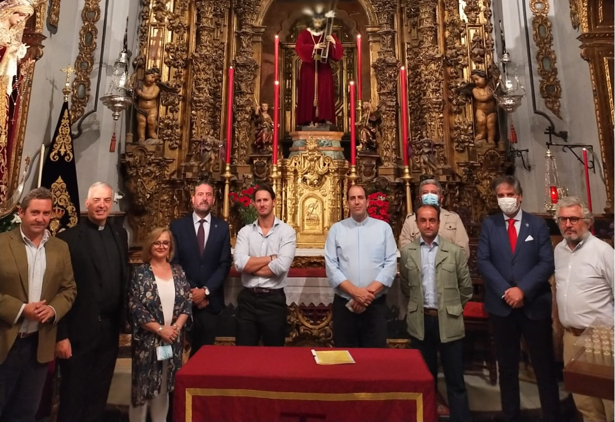 El Consejo de Hermandades elige a Pepillo Gutiérrez para realizar la obra que anunciará la Semana Santa de Marchena 2022